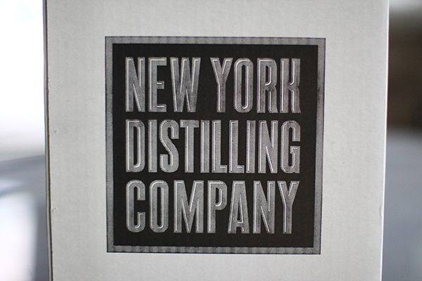 New York Distilling Company