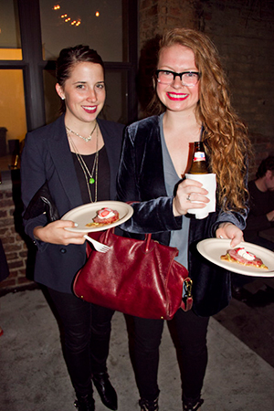 Photos: April Bloomfield, Mario Batali, And A Whole Lot Of Pulled Pork at Taste Talks