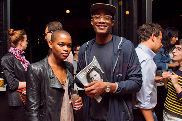 Photos: Brooklyn Magazine's Fall Fashion Issue Release Party at 501 Union