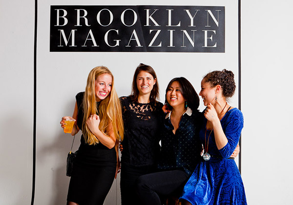 More Photos From Our Winter Issue Release Party, Courtesy of The Photo Booth Party