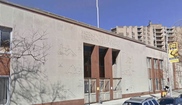 Can a Brooklyn library be saved by condos