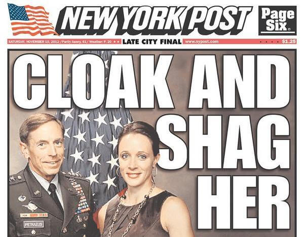 new york post front page horror movie title
