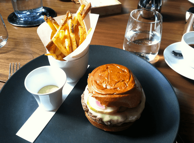 The Elm Burger