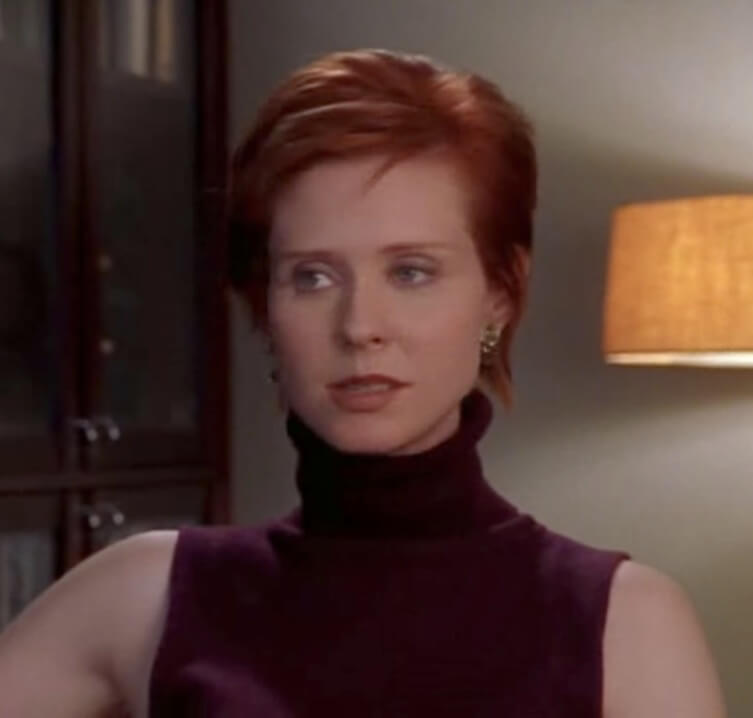 Miranda Hobbes in Sex and the City
