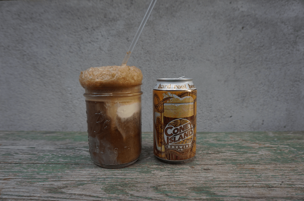Hard Root Beer Float photo via Sweet Chick Restaurant