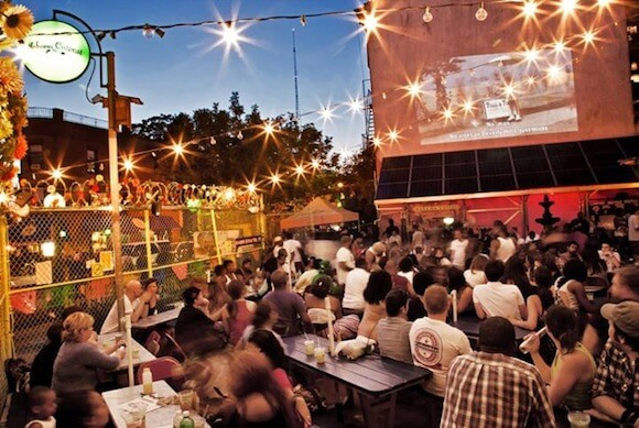 31 Habana Outpost Outdoor Movies