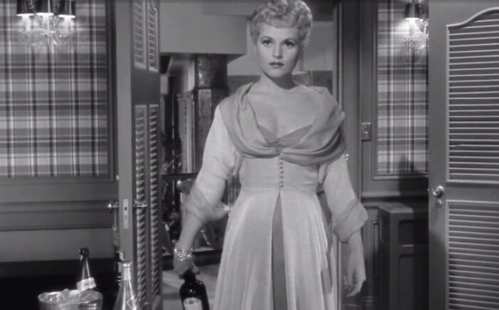 Judy Holliday-Costume Party